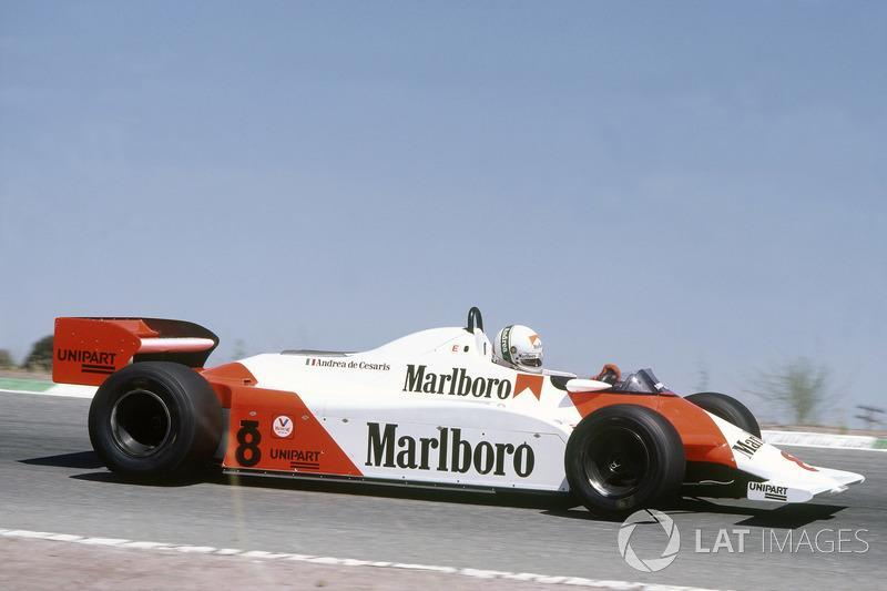 "1981-1982: McLaren-Ford MP4/1<span class=""copyright"">LAT Images</span>"