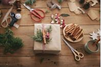"""<p>Add a cinnamon stick or two to the gift for a festive and fragrant touch. Bonus points for including a recipe for mulled wine or cider. </p><p><a class=""""link rapid-noclick-resp"""" href=""""https://www.amazon.com/McCormick-Cinnamon-Sticks-8-oz/dp/B001PQOAN6/?tag=syn-yahoo-20&ascsubtag=%5Bartid%7C10072.g.34015639%5Bsrc%7Cyahoo-us"""" rel=""""nofollow noopener"""" target=""""_blank"""" data-ylk=""""slk:SHOP CINNAMON STICKS"""">SHOP CINNAMON STICKS</a></p>"""