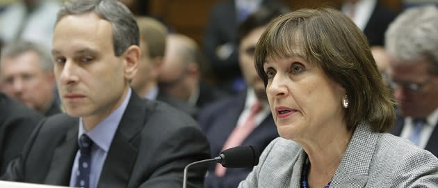 Lois Lerner Warned Colleagues In 2013: Our Emails Are Being Stored, And Congress Is Asking For Them
