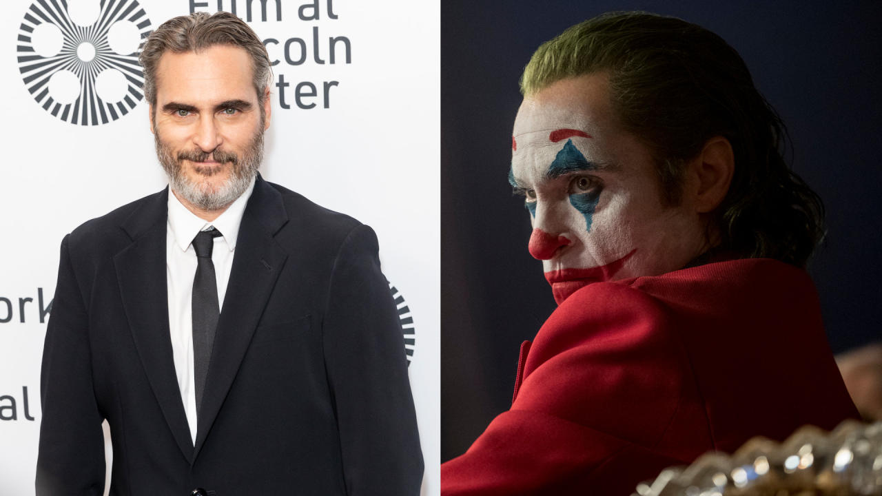 Phoenix has said he was driven mad by the intense weight loss required to embody the skeletal Arthur Fleck in <em>Joker</em>. (Credit: Lev Radin/Pacific Press/LightRocket via Getty Images/Warner Bros)