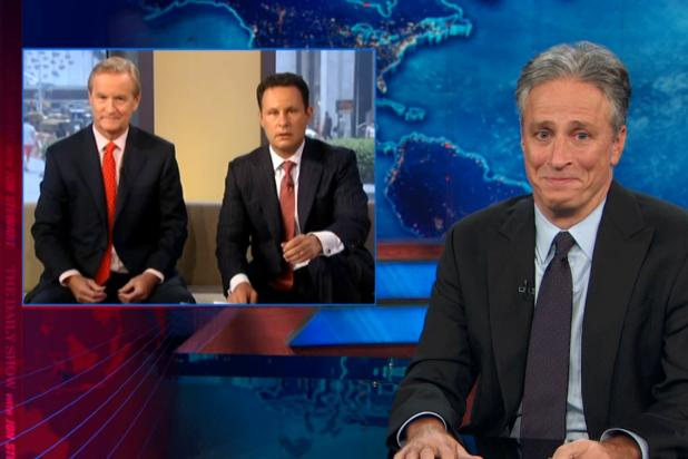 Jon Stewart on Cable News: 'Where Unreasonable People Reach Different Conclusions for Insane Reasons' (Video)