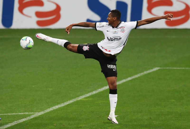 Late Jo goal saves point for Corinthians