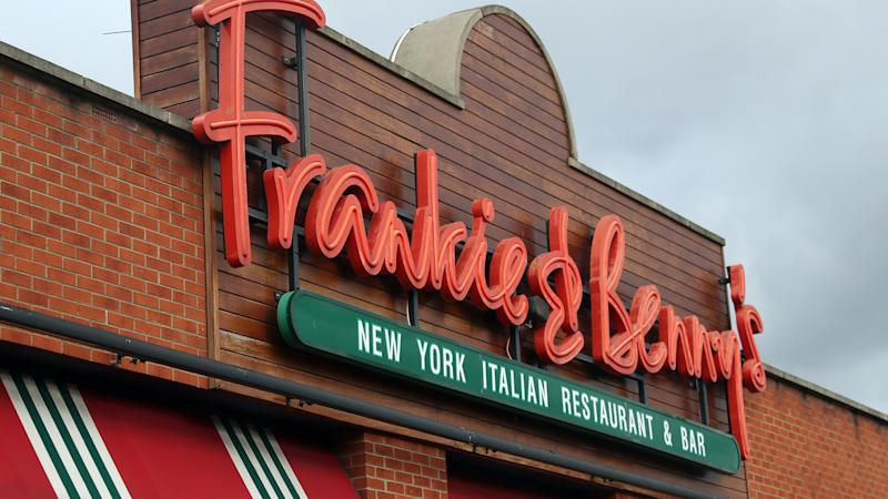 Up to 3,000 jobs on the line as Frankie and Benny's confirms 125 sites will shut
