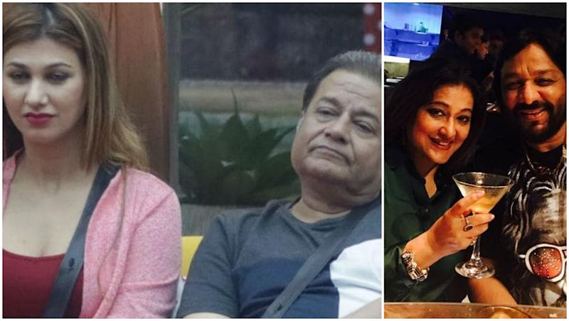 Bigg Boss 12 Contestant Anup Jalota's Ex-Wife Sunali Rathod REACTS To His Relationship With Jasleen Matharu