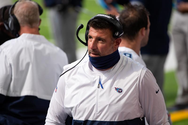Titans' Mike Vrabel gives updates in wake of COVID-19 outbreak