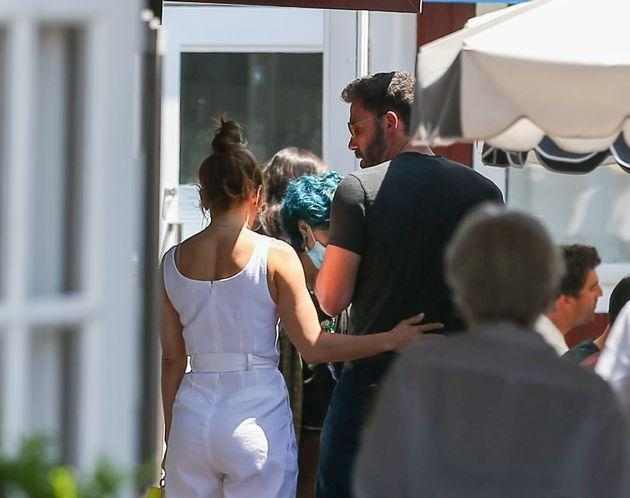 Jennifer Lopez and Ben Affleck are seen on July 09, 2021 in Los Angeles, California. (Photo by Bellocqimages/Bauer-Griffin/GC Images) (Photo: Bellocqimages/Bauer-Griffin via Getty Images)