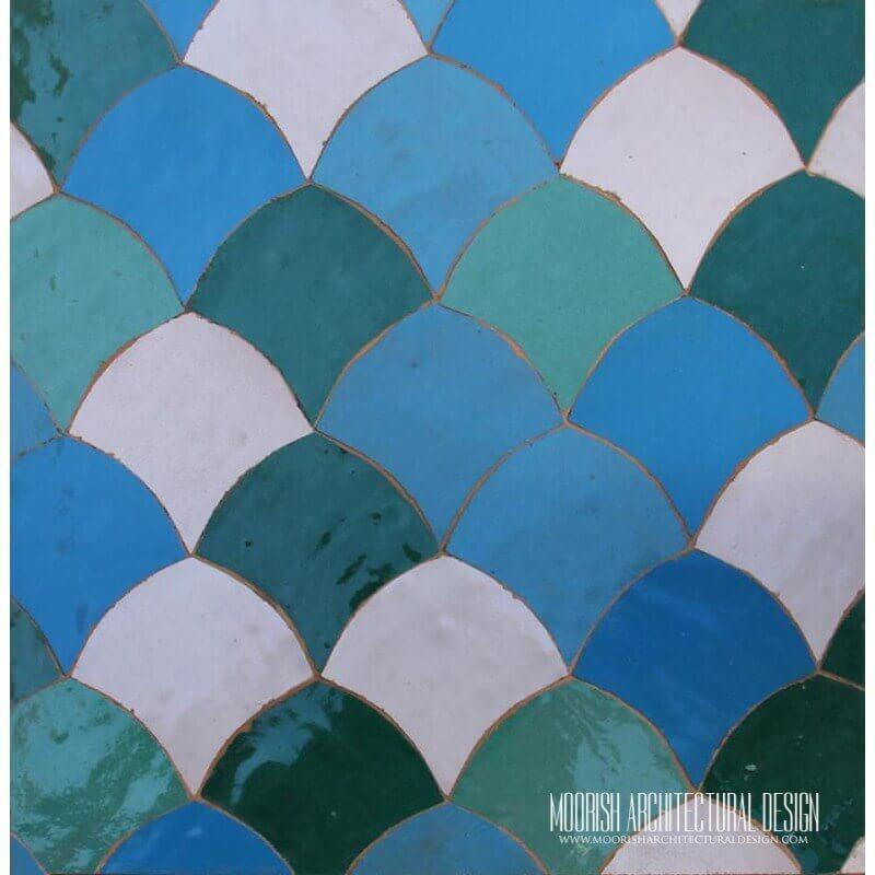 """<p><strong>Moorish Tiles</strong></p><p>moorishtiles.com</p><p><strong>$12.00</strong></p><p><a href=""""https://www.moorishtiles.com/multicolor-fish-scales-tile.html"""" rel=""""nofollow noopener"""" target=""""_blank"""" data-ylk=""""slk:Shop Now"""" class=""""link rapid-noclick-resp"""">Shop Now</a></p><p>A beautiful backsplash brings some vibrance to any outdoor kitchen. We love these hand-painted Moroccan tiles that really pack a punch. </p>"""