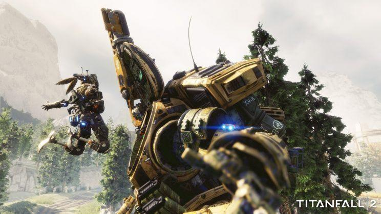 Titanfall 2 screenshot.