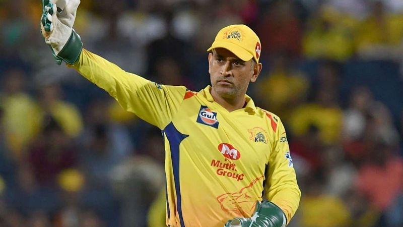 MS Dhoni stated that things have just not gone CSK's way in IPL 2020