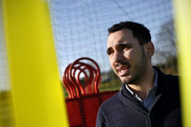 Watford FC player liaison officer Lorenzo Libutti pictured at the club's complex in London Colney, on Janaury 25, 2018