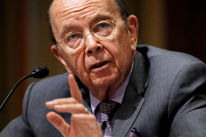 US trade talks with China on 'hiatus,' Commerce Secretary Ross says