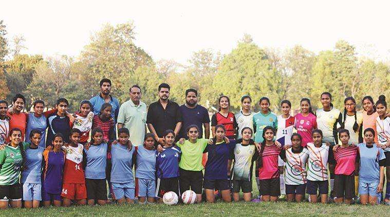 On the ball: Meet Chandigarh girls dedicated to the game of football
