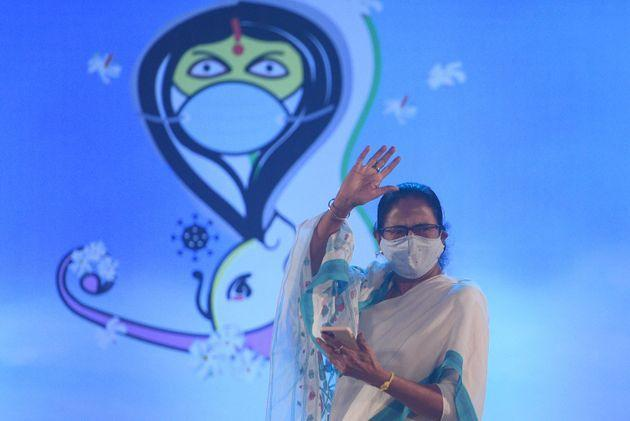 Chief Minister of West Bengal in a file photo.