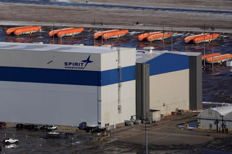 United cancels 737 MAX flights into June as Spirit AeroSystems to freeze parts production