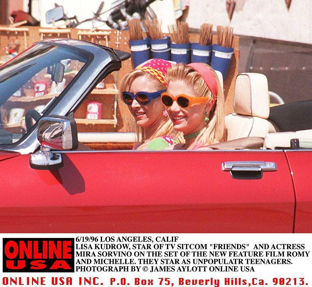 <p>One of the ultimate friendships of the late '90s, Romy and Michelle prove that friends that lie together are friends for life.</p>