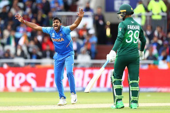 India v Pakistan - ICC Cricket World Cup 2019