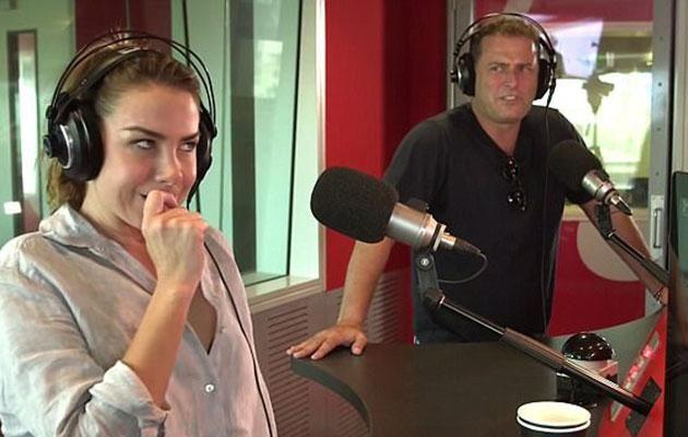 Kate Ritchie confessed to