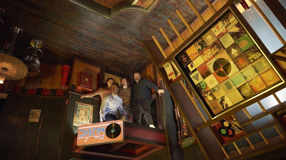 <p>Nothing provides more incentive to successfully defeat an escape room more than the will to live, right?? A group of unfortunate people must outsmart the deadly game when it returns for more players on January 1, 2021.</p>