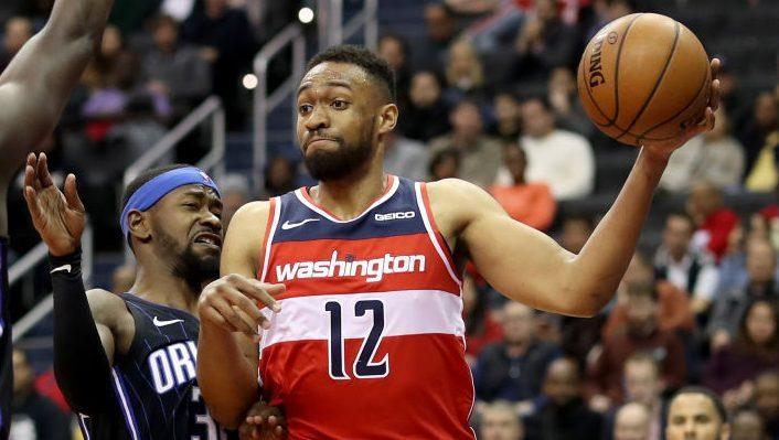 lowest price 87be1 f19c5 Report: Wizards to decline $20 million option for Jabari ...