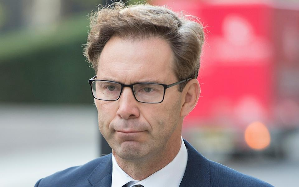 Tobias Ellwood, the chairman of the Defence Select Committee, warned strict restrictions on travel would be needed to make a 'decoupling' approach viable - Eddie Mulholland