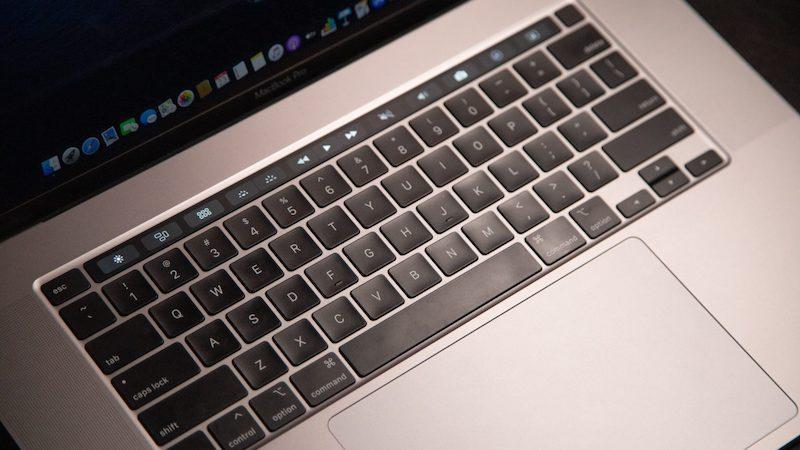 The Touch Bar on the MacBook Pro might be upgraded soon. — SoyaCincau pic