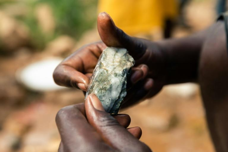 The landlocked southern African country boasts vast gold reserves