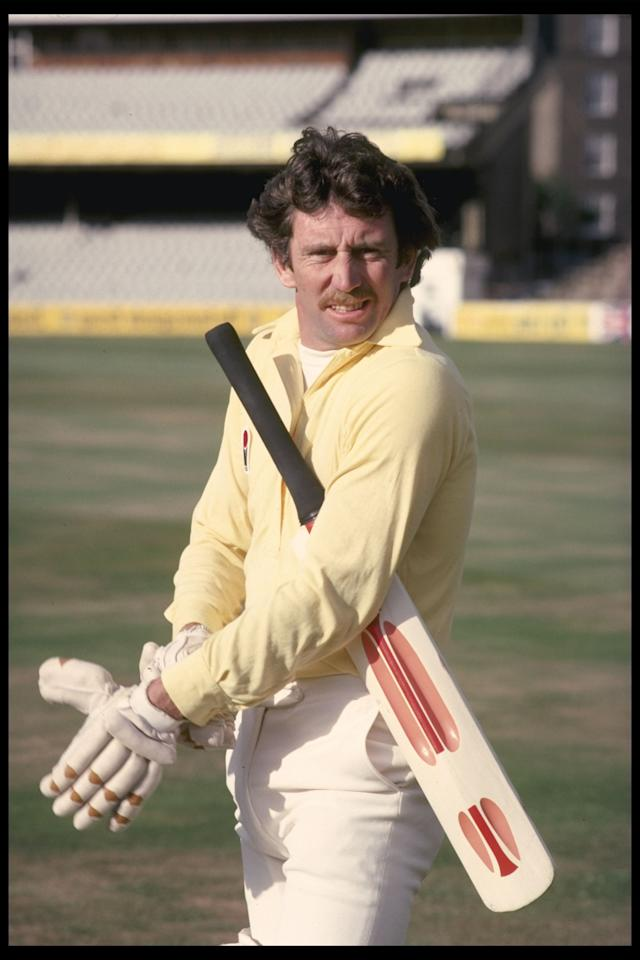 1979:  A portrait of Ian Chappell of Australia taken at the Oval In London.  Mandatory Credit: Adrian Murrell/Allsport UK