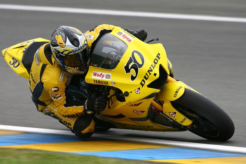 "2007. Sylvain Guintoli (MotoGP)<span class=""copyright"">Gold and Goose / Motorsport Images</span>"