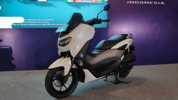 Yamaha NMax Connected/ABS. (Oto.com)