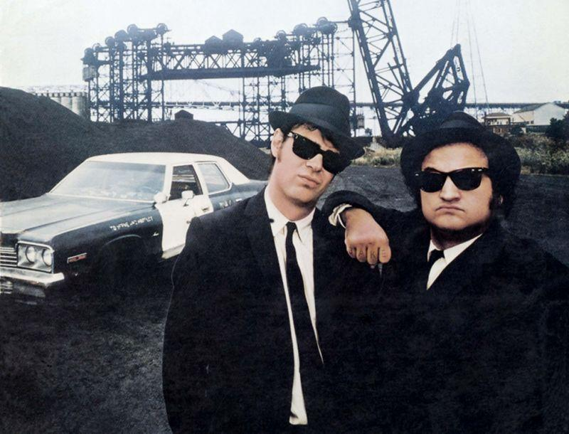 The Blues Brothers At 40 A Look Back At The Movie S Climactic Car Chase