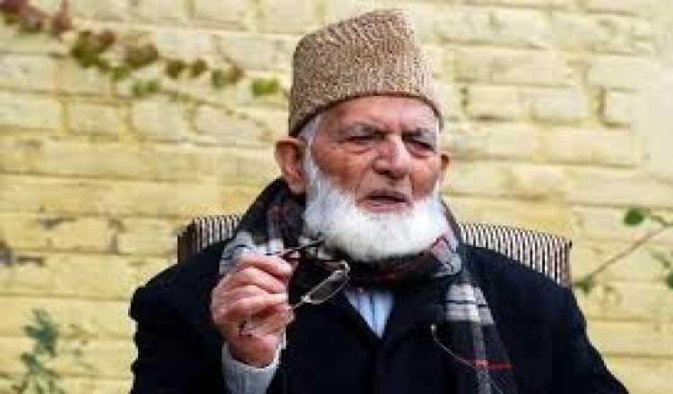 Illegal forex case: ED slaps Rs 14.40 L penalty on Geelani; confiscates dollars