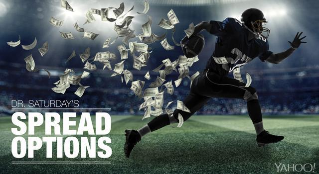 Spread Options: Dr. Saturday's Week 1 picks against the spread