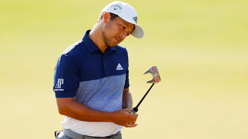 Xander Schauffele had the lowest four-round total, but finished co-runner-up
