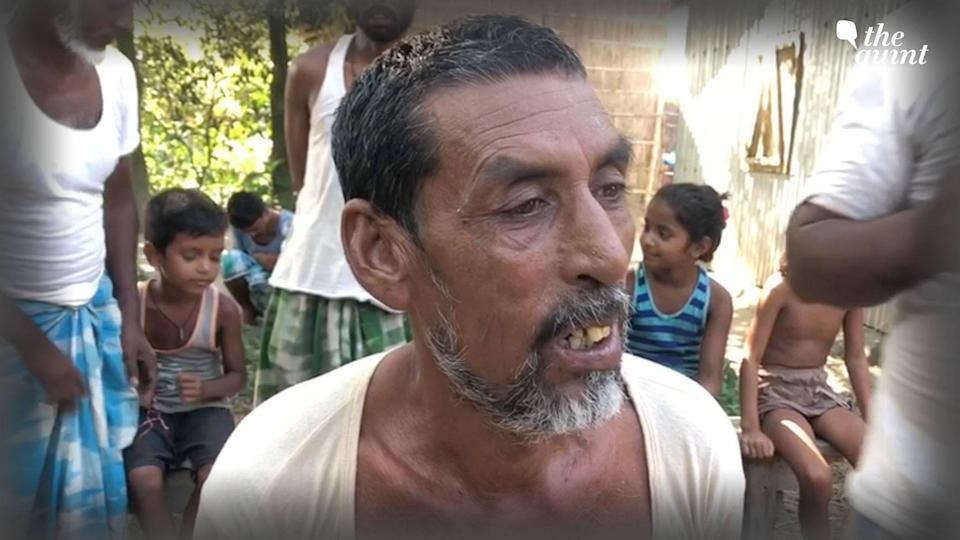"""<div class=""""paragraphs""""><p>Farid had gone to the Dholpur Post Office to collect his Aadhaar card. When he was coming back, he was shot, said Farid's father. </p></div>"""