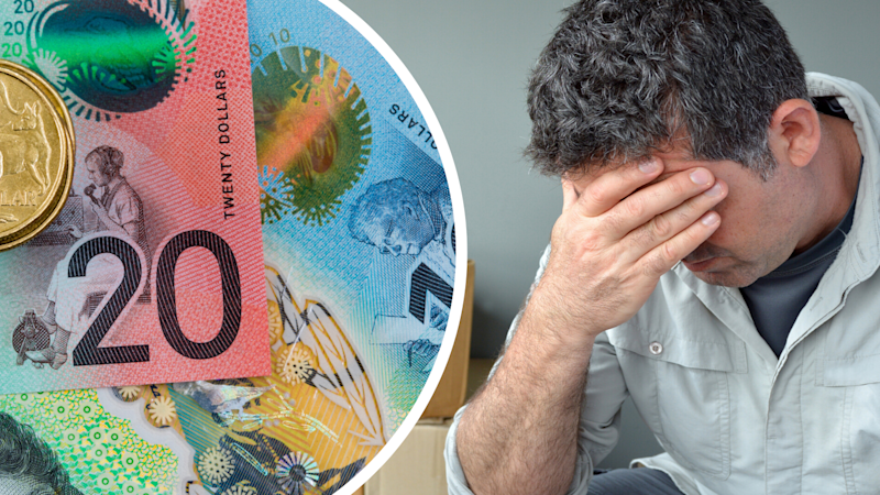 The Aussies headed for $75 billion cliff. Source: Getty