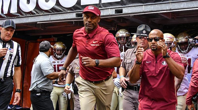 Why Florida State Hasn't Been an Overnight Fix for Willie Taggart