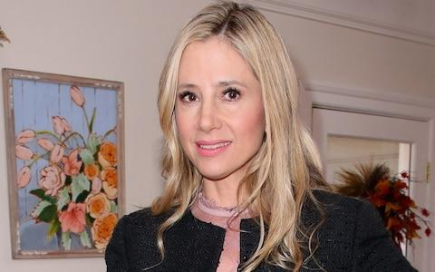 Mira Sorvino - Credit: Getty
