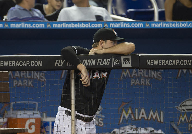 Turner designated for assignment by Marlins