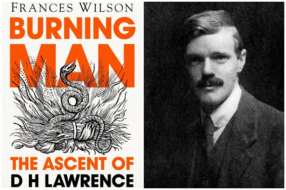 <p>DH Lawrence</p> (Bloomsbury Circus)