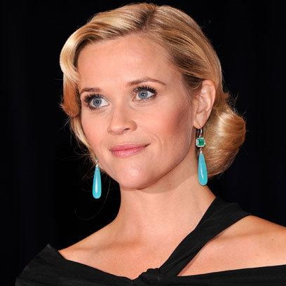 Reese Witherspoon: Twist Hair Trend