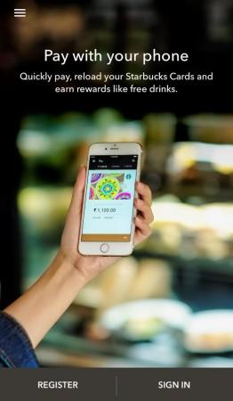 tata starbucks, tata starbucks mobile app, tata starbucks stores in india
