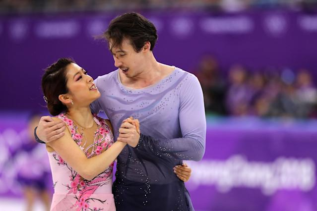 Chris Reed's death was met with shock from the figure skating community. (Photo by Maddie Meyer/Getty Images)
