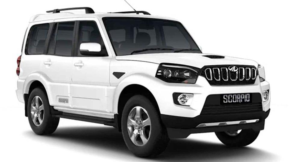 2021 Mahindra Scorpio (automatic) SUV found testing; interior details revealed