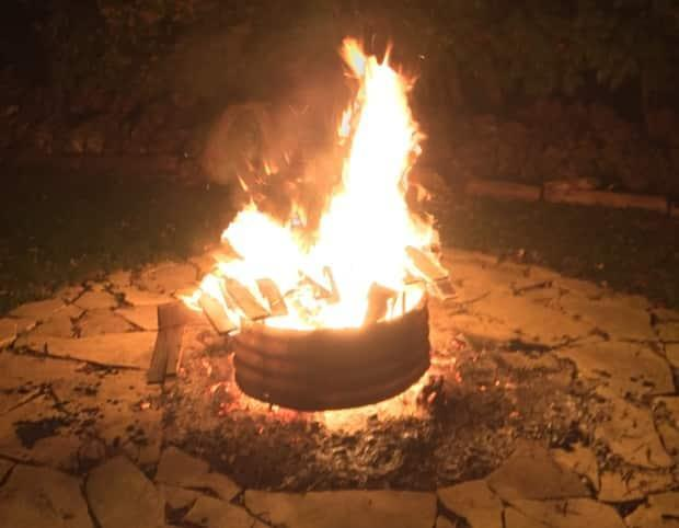 A fire ban is now in effect across the Sask, including any open fires, controlled burns and fireworks on Crown lands and provincial parks. (Kaitie Fraser/CBC - image credit)