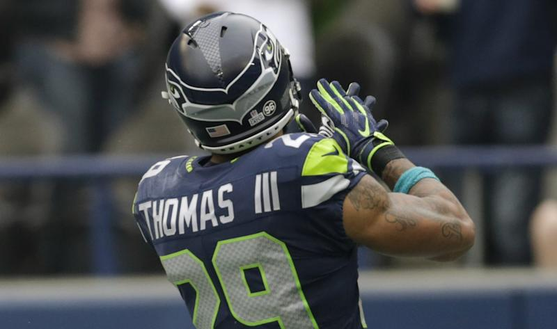 Earl Thomas Wants to Stay in Seattle