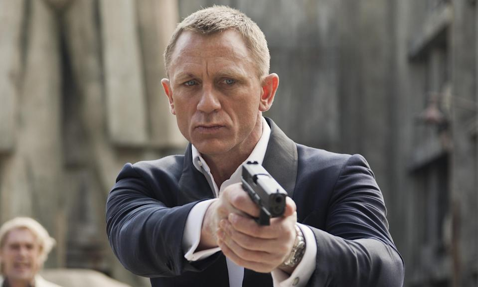 Daniel Craig will play the central role in the as-yet-untitled 25th Bond film.