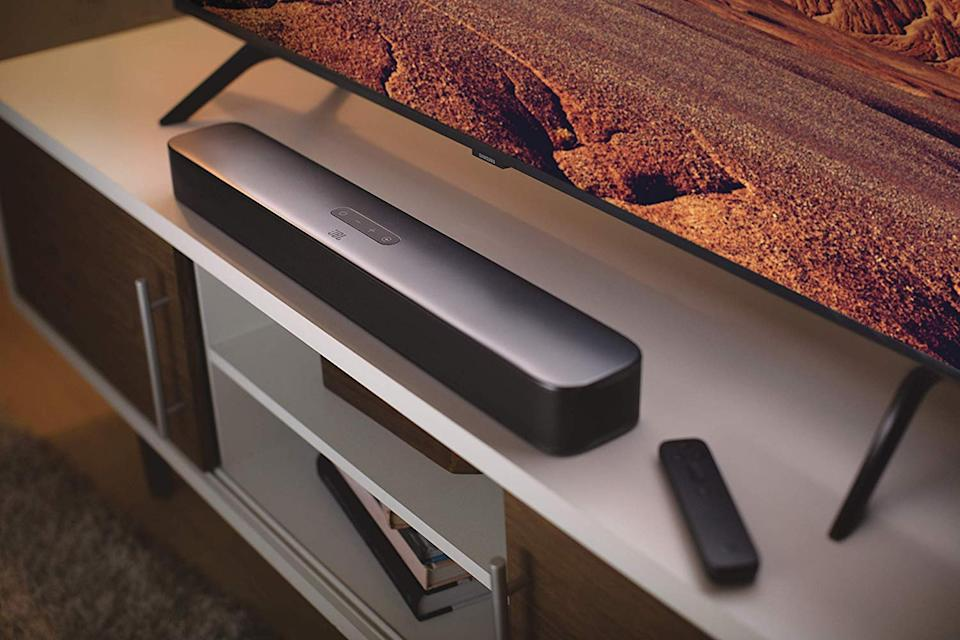 This soundbar is nearly 30 percent off! (Photo: Amazon)