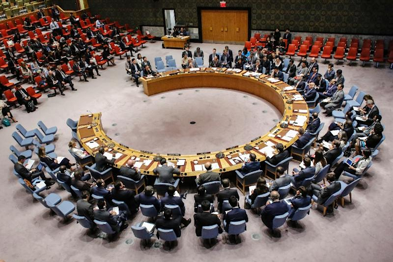 The Security Council is set to vote Monday on the US-led effort to impose harsher new sanctions against North Korea, which has defied multiple measures to rein in its weapons program