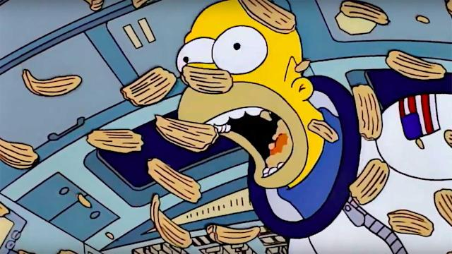 The Simpsons is available to watch on Disney+ from launch.