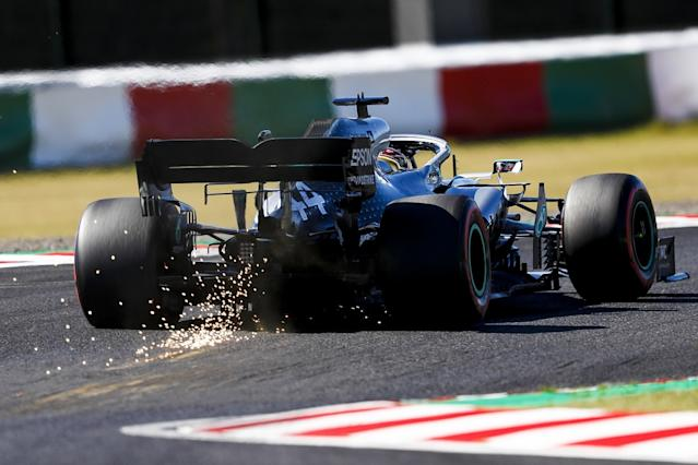 Mercedes: Ferrari pace came out of nowhere